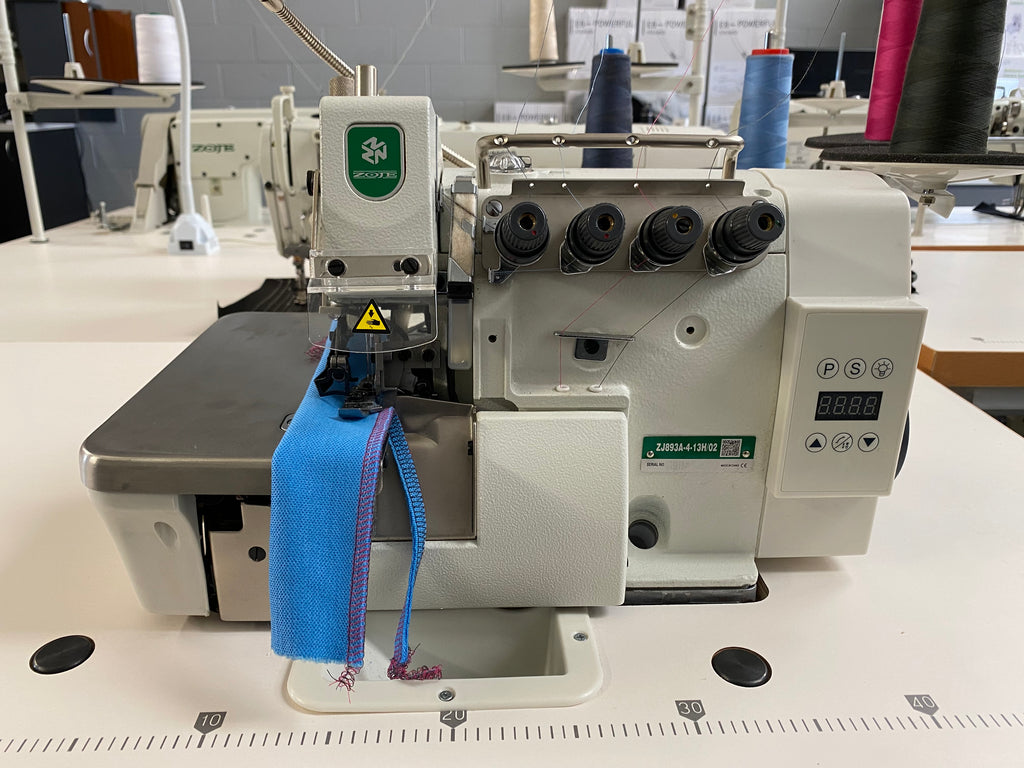 Zoje Direct Drive 4 Thread Overlocker