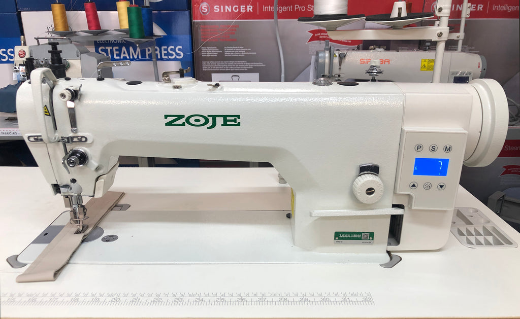 Direct Drive Zoje Walking Foot Machine