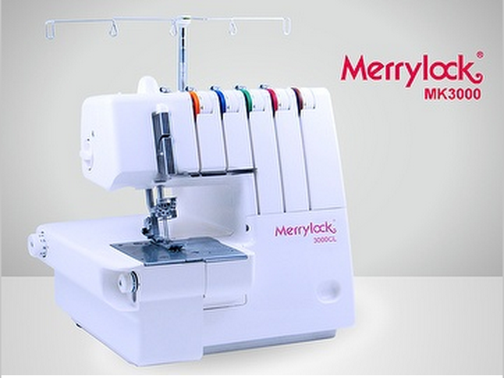 Overlock and Cover Stitch Sewing Machine