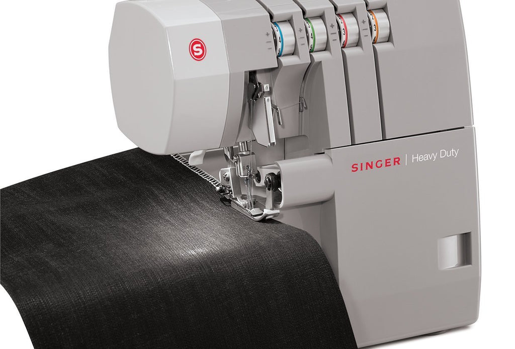 Singer Heavy Duty Overlocker Sewing Machine