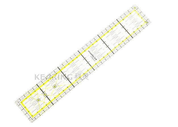 Acrylic Quilting Ruler Metric - 30 x 5cm