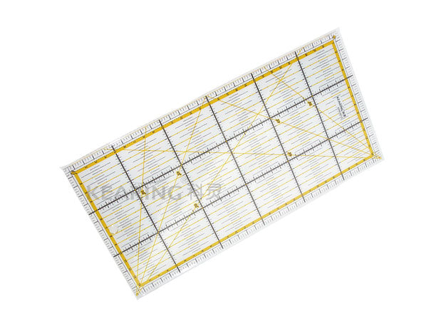 Acrylic Quilting Ruler Metric - 30 x 15cm