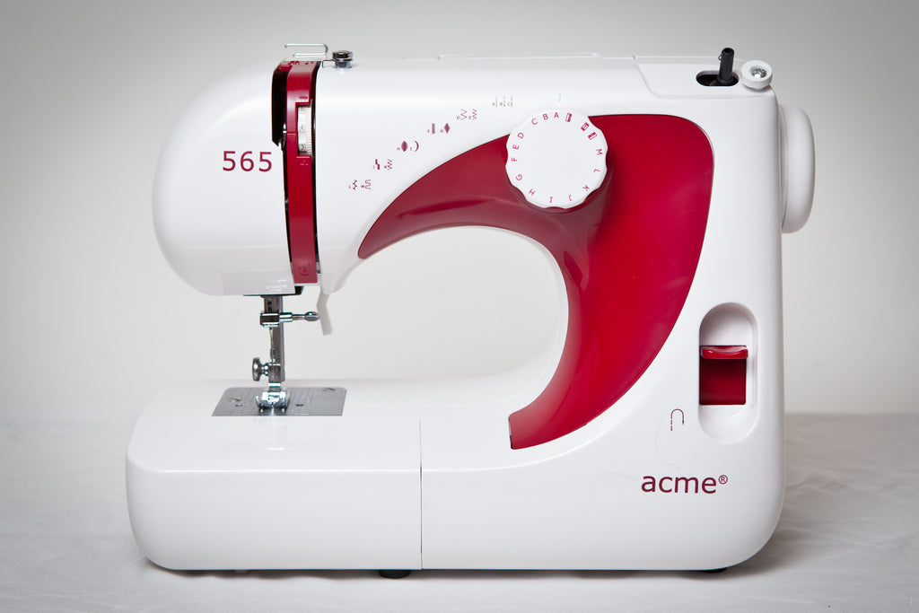 Acme Domestic Sewing Machine Plain Sewer Front View