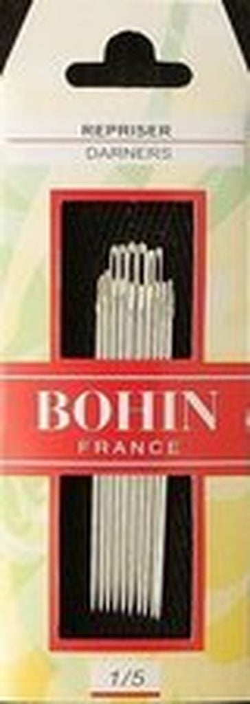Bohin Darning Hand Sewing Needles - Assorted Sizes