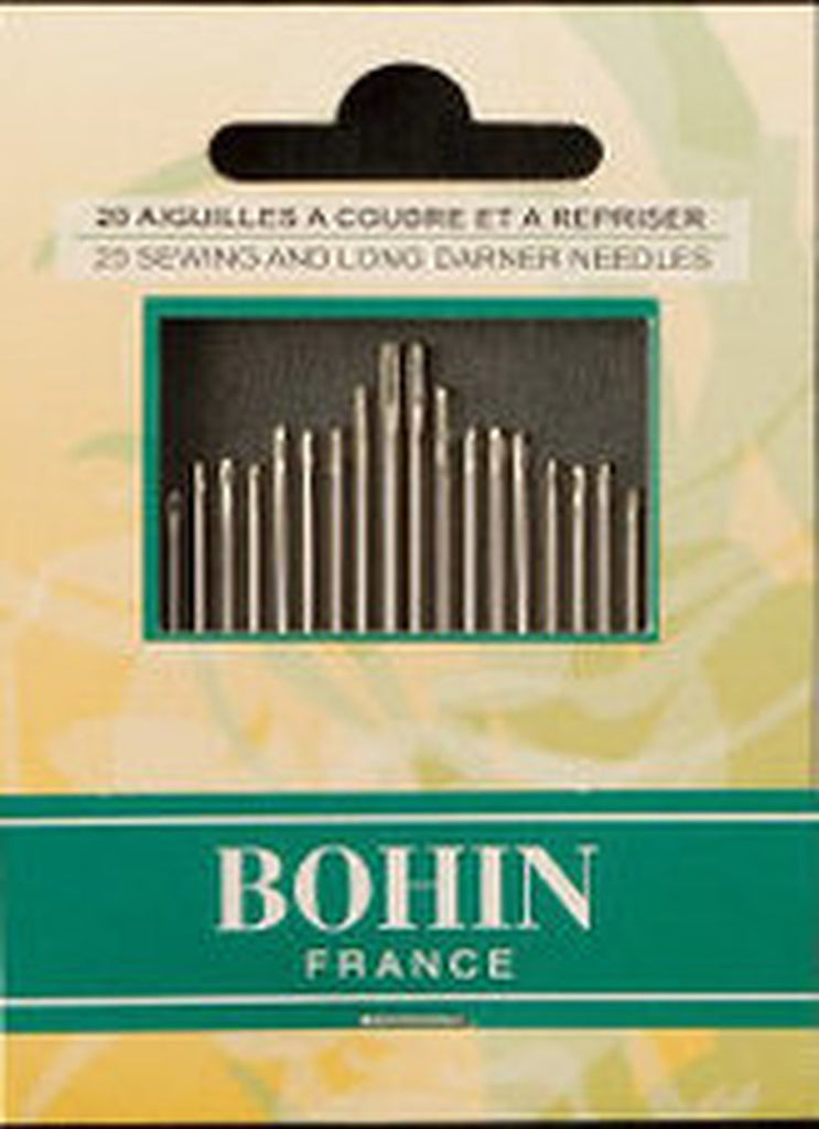 Bohin Assorted Sharp & Darner Hand Needles