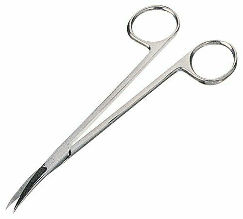 Premium Long Handled Embroidery Scissors 14.5cm - Made in Japan