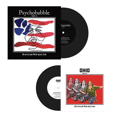 "Psychobabble 7"" Single (US)"