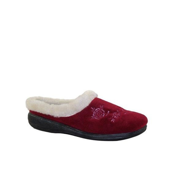 Slippers Annette Red