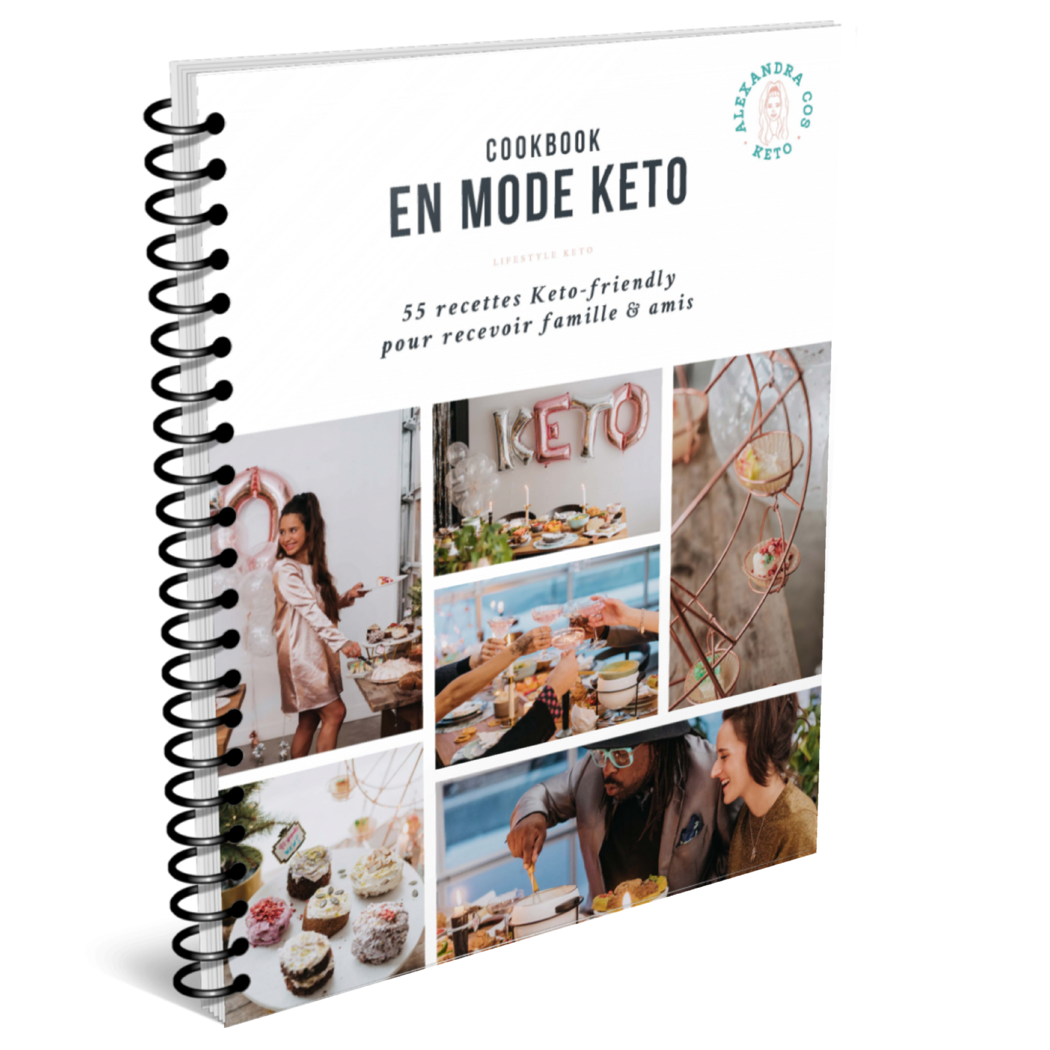 Cookbook En Mode Keto