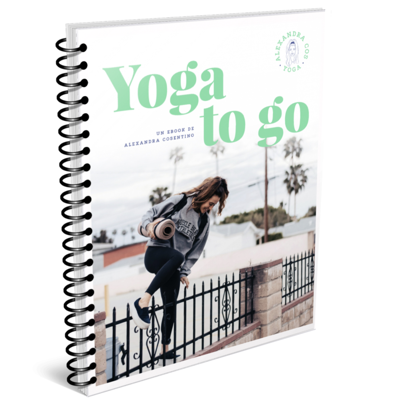 eBook «Yoga To Go»