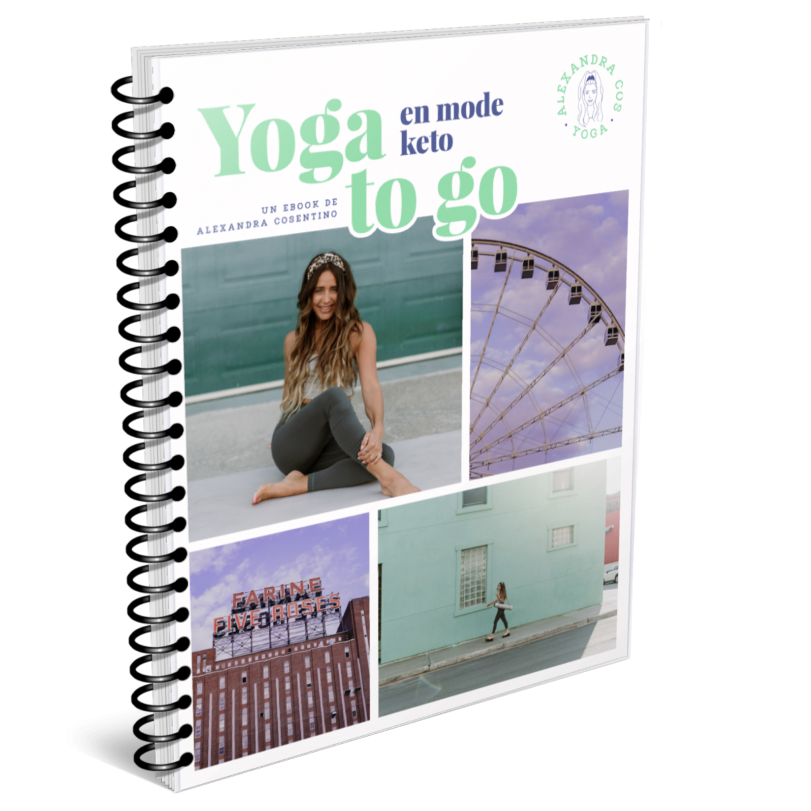 eBook Yoga To Go en mode Kéto