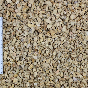 "California Gold Decorative Gravel Sample (3/8"", 3/4"", or 2"")"