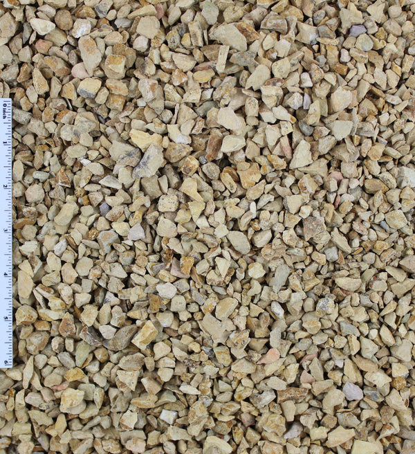 California Gold Decorative Gravel Sample (3/8