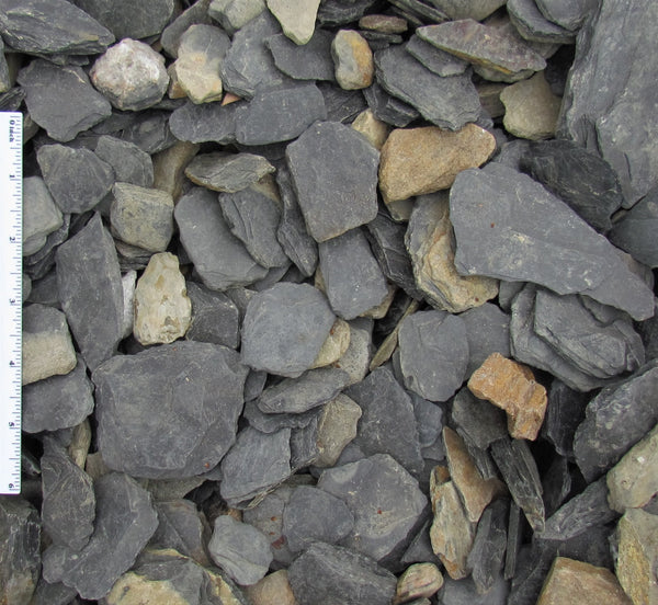 Carbon Slate Decorative Landscape Gravel