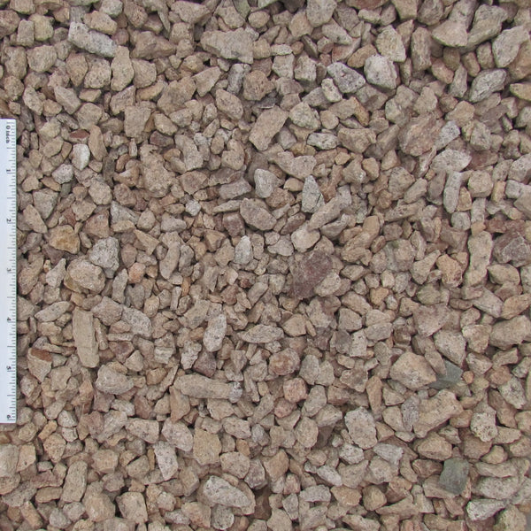 Faint Coral Decorative Landscape Gravel