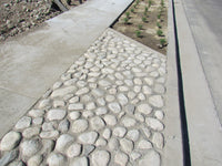 Full Moon Decorative Landscape River Rock in a cobble