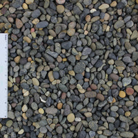 "La Paz Mexican Beach Pebble, 1/4"" - 1/2"""