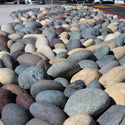 Mixed Beach Pebbles Decorative Landscape Pebbles