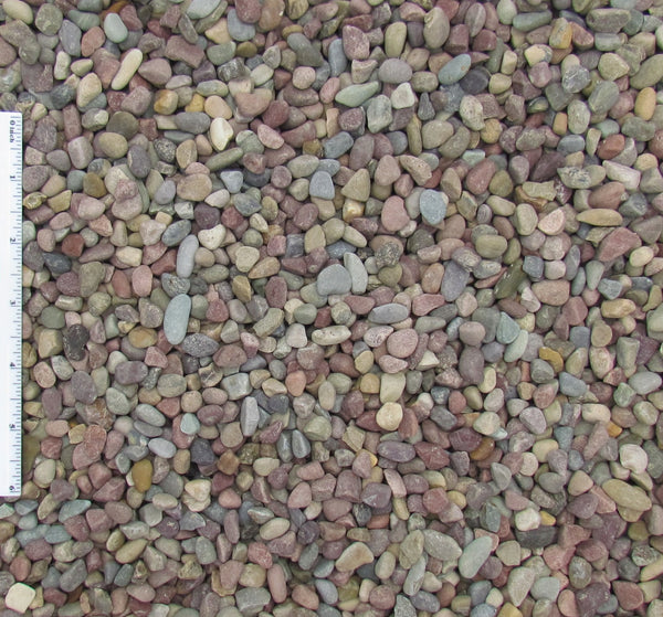 Pami Decorative Landscape River Rock .375""