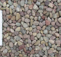 Pami Decorative Landscape River Rock .75""