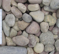 "Pami Decorative Landscape River Rock 1""-3"""