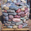 "Pami Decorative Landscape River Rock 6""-10"" wet on a palete"