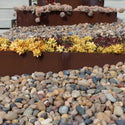 Sonora Shine decorative rocks in a ground cover