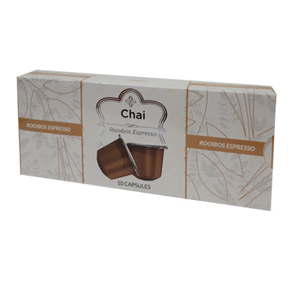 Chai Rooibos Espresso - The Tea Merchant