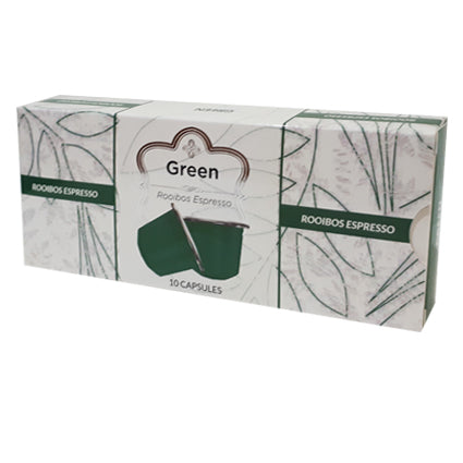 Green Rooibos Espresso - The Tea Merchant