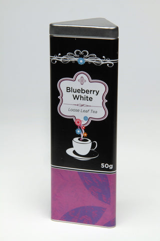 Blueberry White - The Tea Merchant