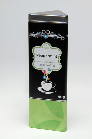 Peppermint - The Tea Merchant