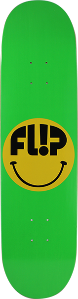 FLIP SMILEY SKATEBOARD DECK 8.0