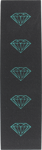 DIAMOND BRILLIANT BLACK / DIAMOND BLUE GRIPTAPE