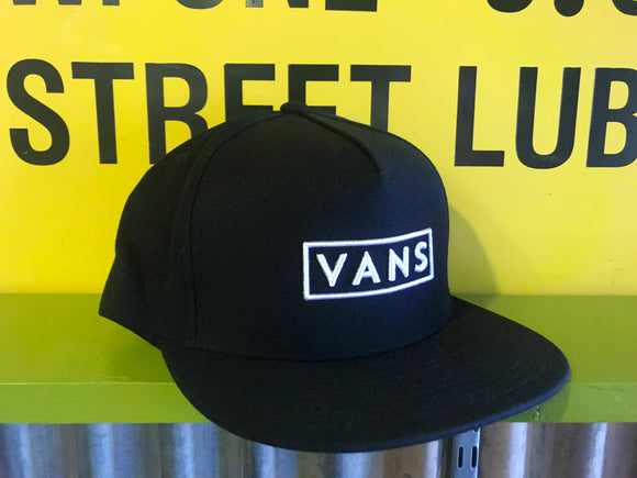VANS EASY BOX SNAPBACK HAT