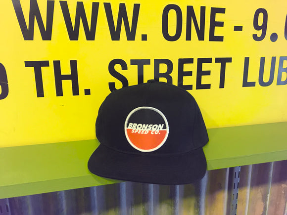 BRONSON SPEED COMPANY PATCH LOGO HAT