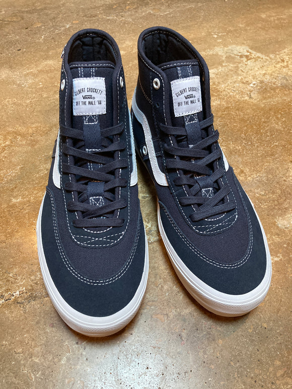 VANS CROCKETT HIGH PRO SKATE SHOE