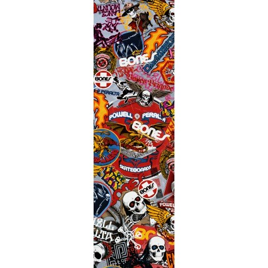 Copy of POWELL PERALTA COLLAGE GRIP TAPE