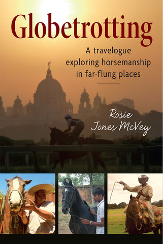 Globetrotting by Rosie Jones-McVey
