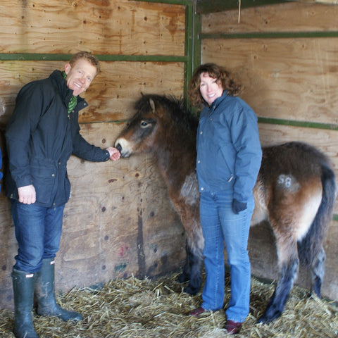 Handling the Untouched Horse - Intermediate Course 21st - 22nd March 2021