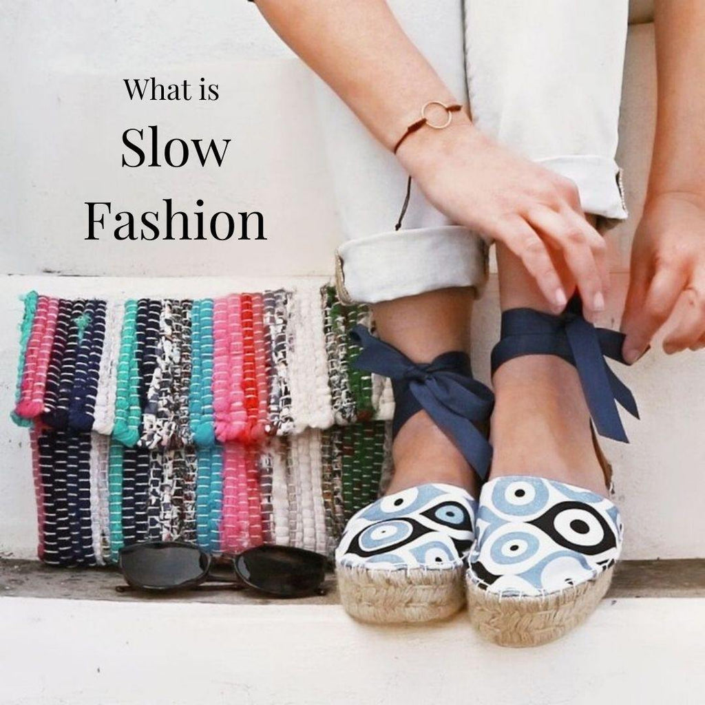 What is slow fashion? Why should you care and what you can do