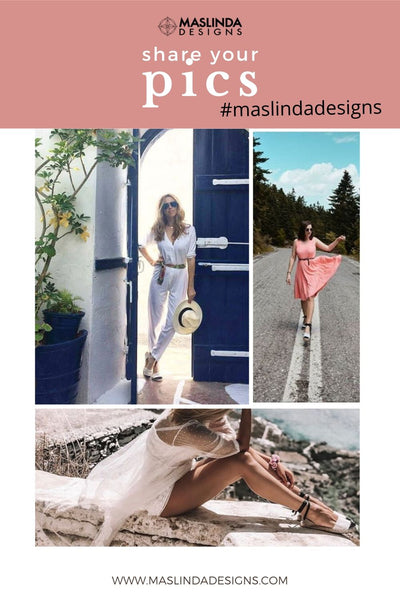 share your pics with us #maslindadesigns