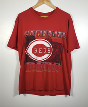 Load image into Gallery viewer, Cincinnati Reds Tee - L