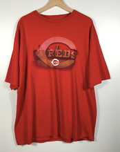 Load image into Gallery viewer, Cincinnati Reds Tee - XL
