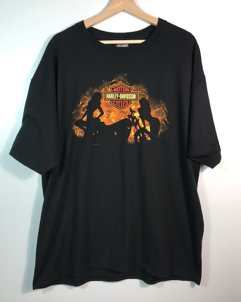 Williston Harley Tee - XL