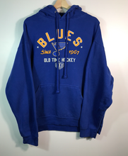 Load image into Gallery viewer, St. Louis Blues Hoodie - M