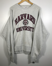 Load image into Gallery viewer, Harvard University Crewneck - XL