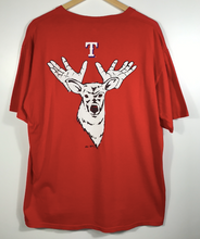 Load image into Gallery viewer, Texas Rangers Claw Tee - L
