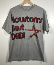 Load image into Gallery viewer, Houstons Best Dad Tee - M