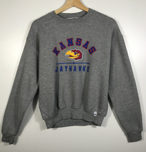 Load image into Gallery viewer, Kansas Jayhawks Crewneck - XXS