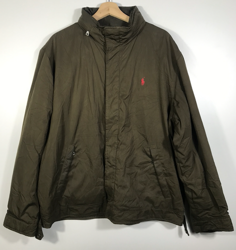Heavyweight Polo Spray Jacket - L